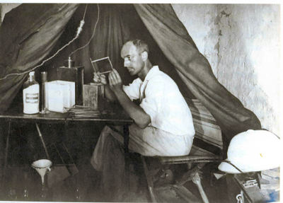 Marcel Griaule,  un Collongeois citoyen Dogon