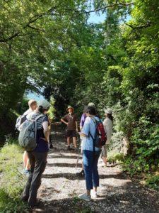 2. Sentier des chênes
